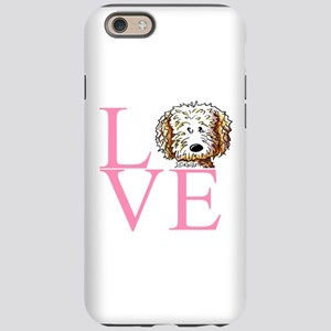287bd49a KiniArt Doodle Love iPhone 6 Tough Case