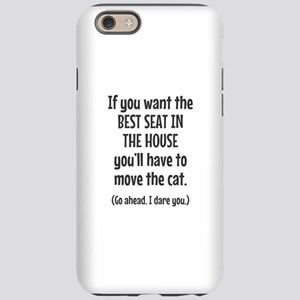 Funny Cat iPhone 6/6s Tough Case