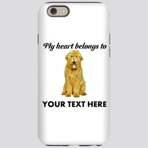 986be99f Personalized Goldendoodle iPhone 6 Tough Case