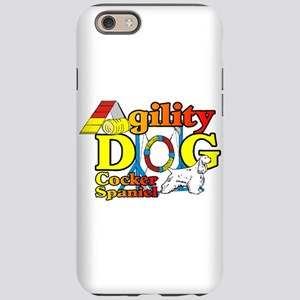 Cocker Spaniel Agility iPhone 6/6s Tough Case