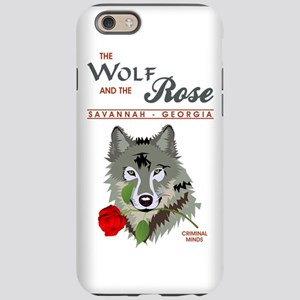 THE WOLF AND THE ROSE iPhone 6 Tough Case