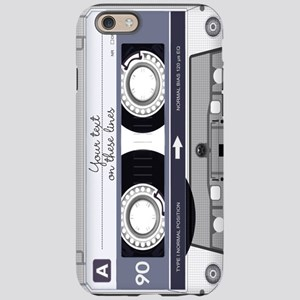 Customizable Cassette Tape - G iPhone 6 Tough Case