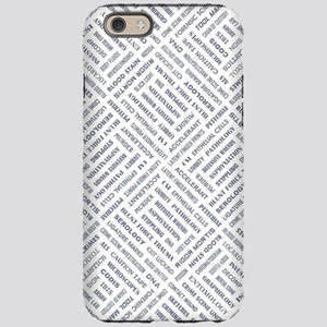CSI TERMINOLOGY iPhone 6 Tough Case