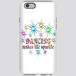 Dancing Sparkles iPhone 6/6s Tough Case