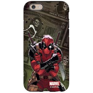 outlet store sale 364b8 0a261 Deadpool Money iPhone 6 Tough Case