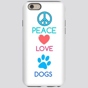 peace iPhone 6/6s Tough Case