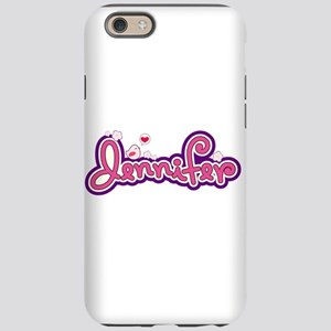 Jennifer Name Personalized iPhone 6 Tough Case