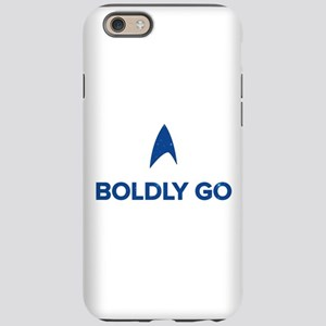 Boldly Go Star Trek iPhone 6 Tough Case