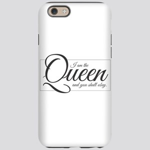 new arrival 7e90f 0e66f Im His Queen Im Her King IPhone Cases - CafePress