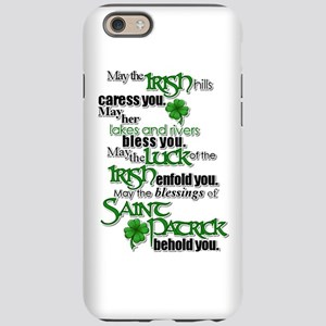 Blessing Of Saint Patrick iPhone 6/6s Tough Case