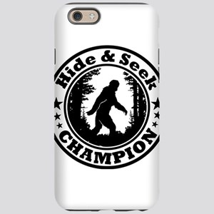 Hide and seek world champion iPhone 6 Tough Case