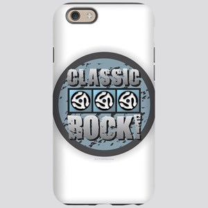 Classic Rock Blue iPhone 6 Tough Case