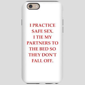 Sex Puns IPhone Cases - CafePress
