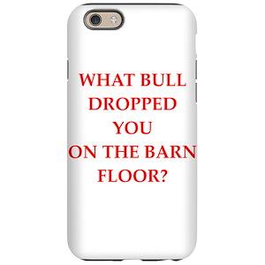 bull iPhone 6/6s Tough Case