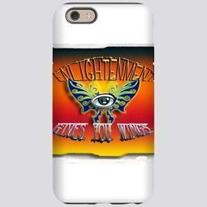 Enlightenment Gives You Wings iPhone 6 Tough Case