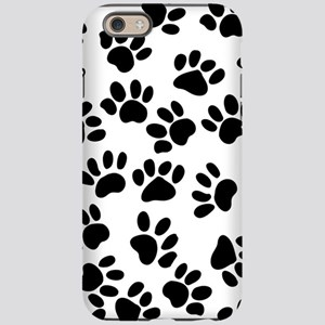 Paw Prints iPhone 6 Tough Case