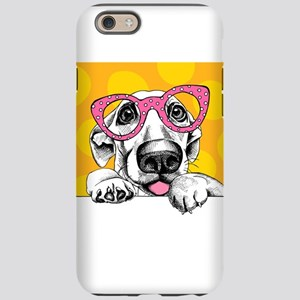 Hipster Dog iPhone 6/6s Tough Case