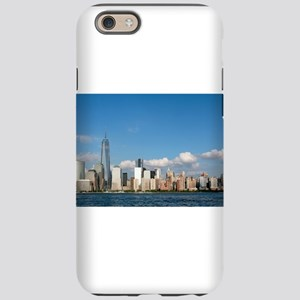 Stunning new New York City sky iPhone 6 Tough Case
