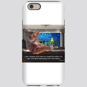 Most Interesting Cat iPhone 6 Tough Case