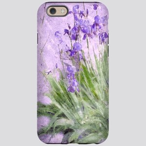 Purple Irises iPhone 6 Tough Case