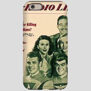 Vintage Radio IPhone Cases - CafePress