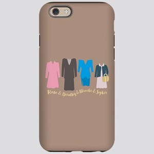 Golden Girls Outfits iPhone 6/6s Tough Case
