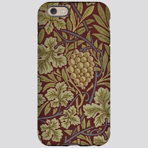 William Morris Grape Vine W iPhone 6/6s Tough Case