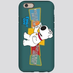 Family Guy Brian Martini iPhone 6/6s Tough Case