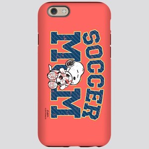 Snoopy Soccer Mom Phone Cas iPhone 6/6s Tough Case