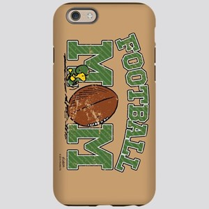 Peanuts Football Mom Phone iPhone 6/6s Tough Case
