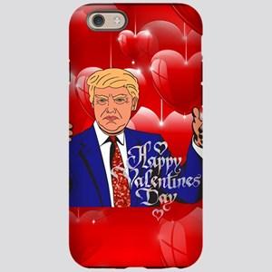 valentines day donald trump iPhone 6/6s Tough Case