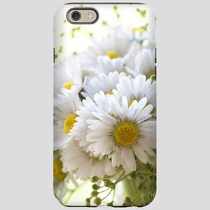 Bouquet of daisies in LOVE iPhone 6/6s Tough Case