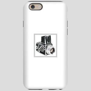 Vintage camera, hasselblad, n iPhone 6 Tough Case