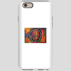 Rustic peace iPhone 6/6s Tough Case