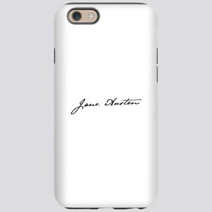 Yours, Jane iPhone 6/6s Tough Case