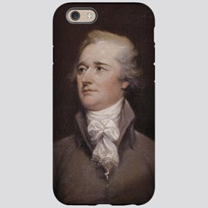 alexander hamilton iPhone 6 Tough Case
