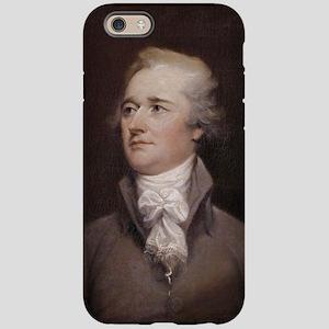 alexander hamilton iPhone 6 Tough Case