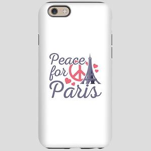 Peace For Paris iPhone 6 Tough Case