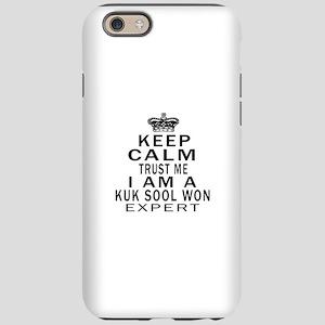 Kuk Sool Won Expert Designs iPhone 6 Tough Case