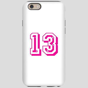 13 Pink Birthday iPhone 6 Tough Case