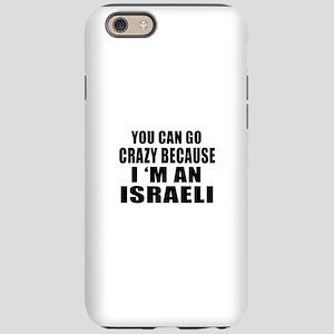 Israeli Designs iPhone 6/6s Tough Case