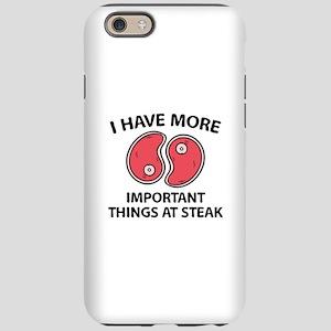 Things At Steak iPhone 6 Tough Case