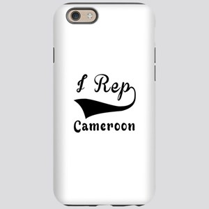 I Rep Cameroom iPhone 6/6s Tough Case