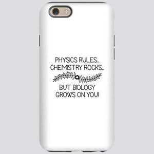 Biology Grows On You iPhone 6 Tough Case