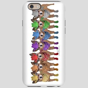 Chihuahua Cowboys iPhone 6/6s Tough Case