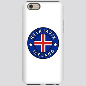 Reykjavik Iceland iPhone 6 Tough Case