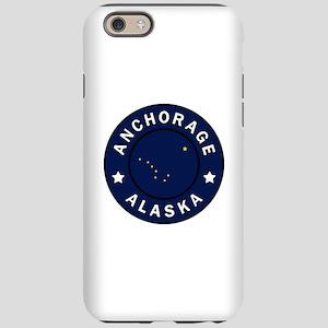 Anchorage Alaska iPhone 6 Tough Case