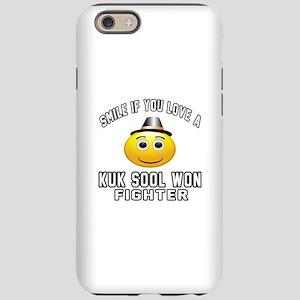 Kuk Sool Won Fighter Design iPhone 6/6s Tough Case