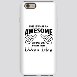 This is what an Kuk Sool Wo iPhone 6/6s Tough Case