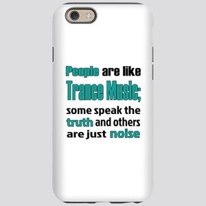 People are like Trance iPhone 6/6s Tough Case